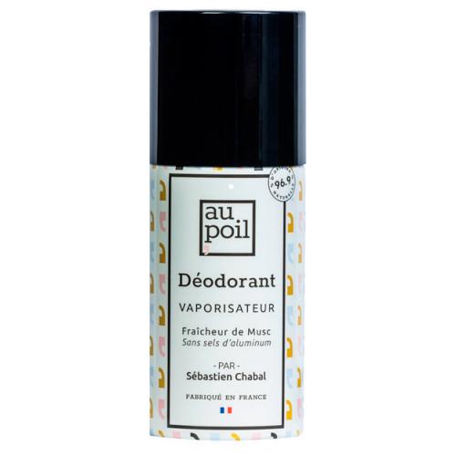Photo du déodorant Au Poil