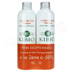 kibio lotion tonique en lot