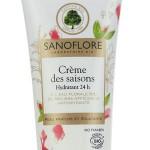 La crème des saisons par Sanoflore