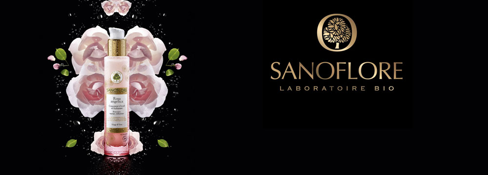 produits Sanoflore Rosa Angelica