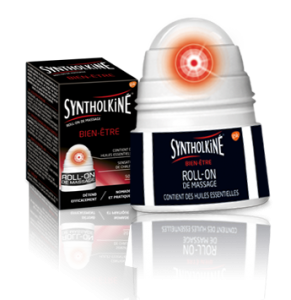 syntholkiné roll-on de massage