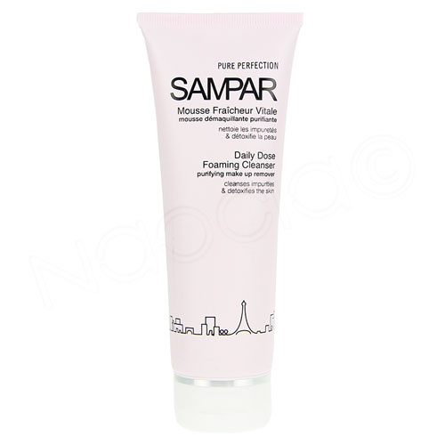 Sampar Mousse démaquillante