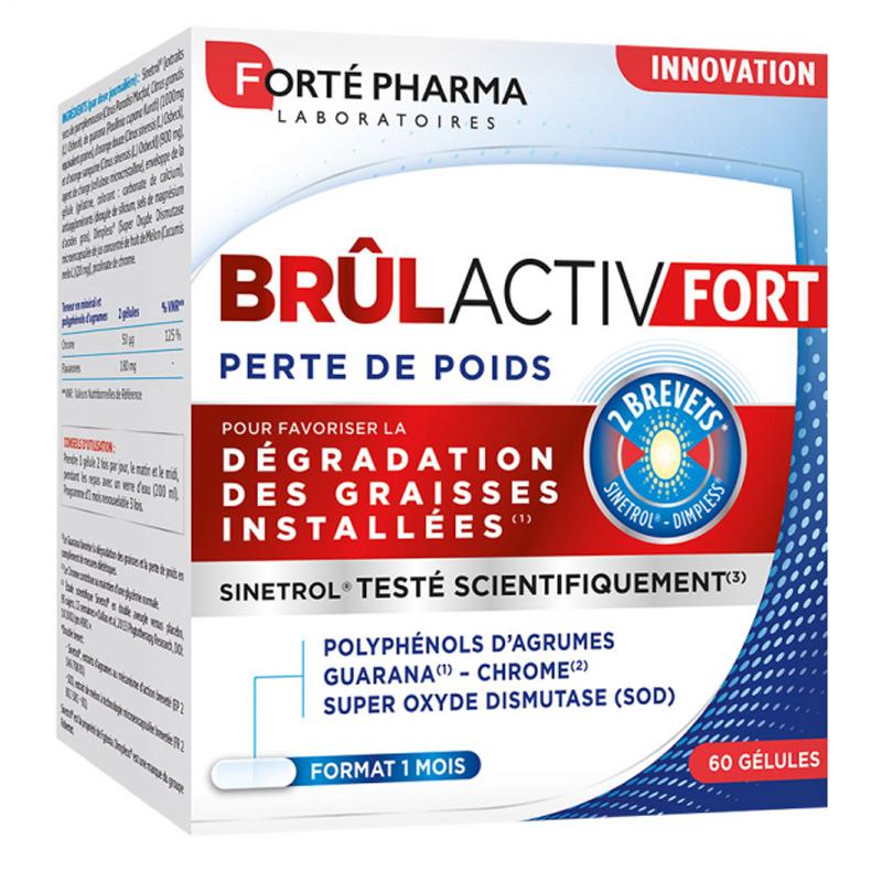 Forté Pharma Brûle Active Fort