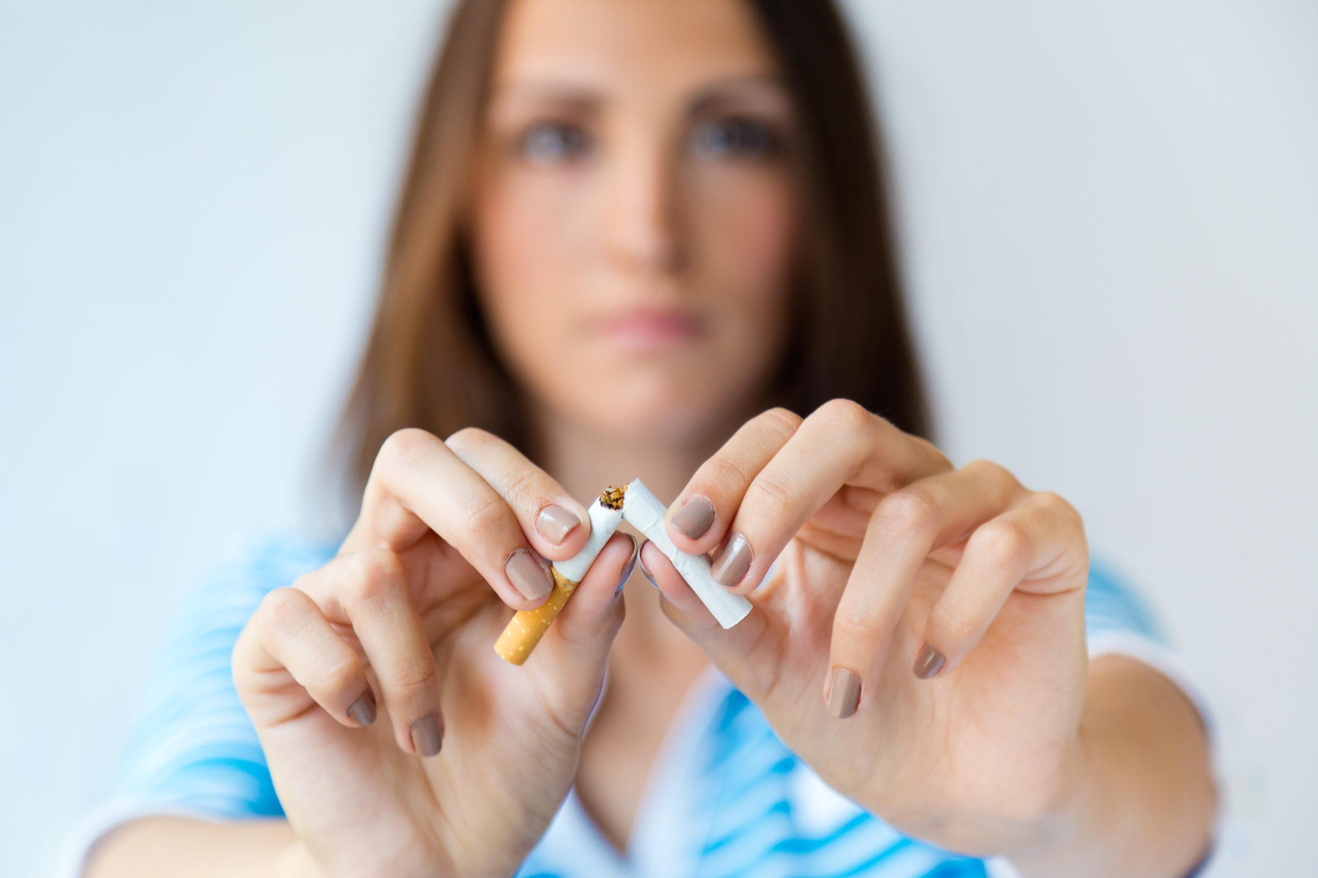 addiction à la nicotine