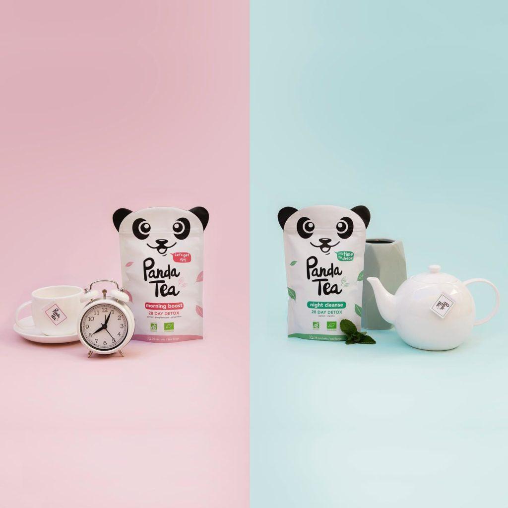 Panda Tea cure détox