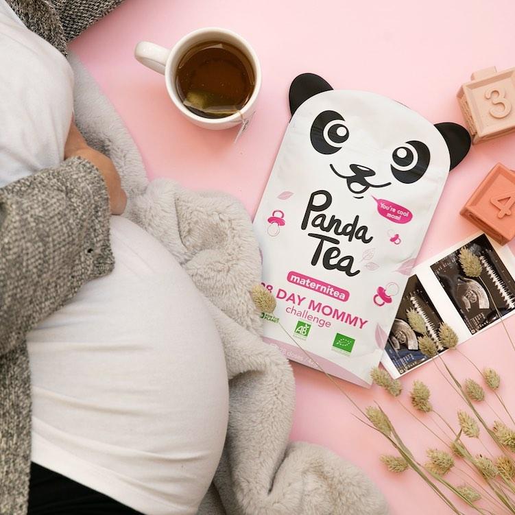 Panda Tea enceinte
